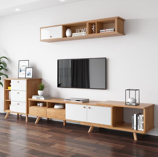 储物电视墙