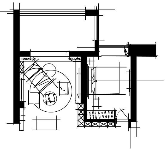 老人房设计方案图