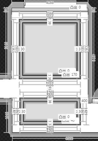 天水福迪瑞府112吊顶方案
