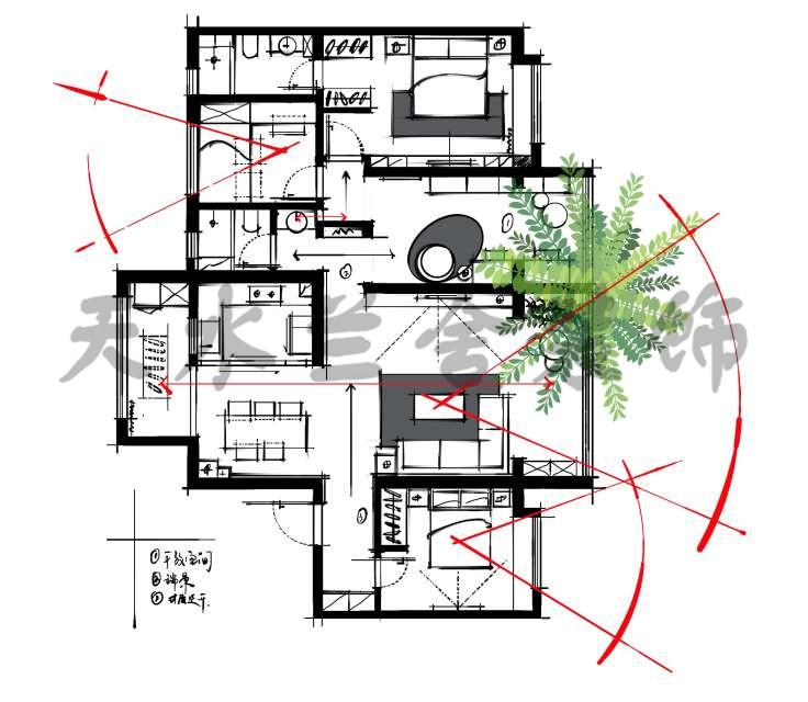 天水碧桂园与平面方案 (3)