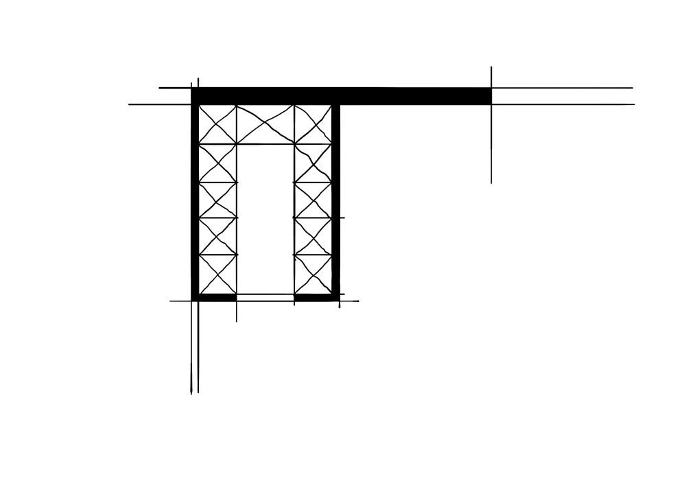 室内设计八大空间的十种做法-衣帽间(U型衣帽间)
