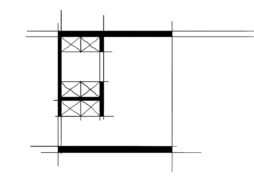 室内设计八大空间的十种做法-衣帽间(独立空间加开放的空间的组合)
