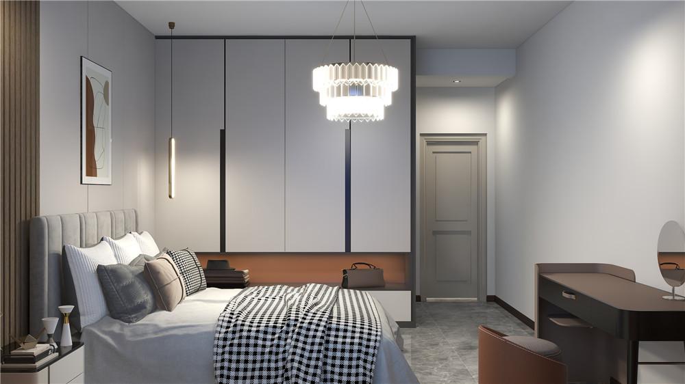 龙庭山水138-主卧室