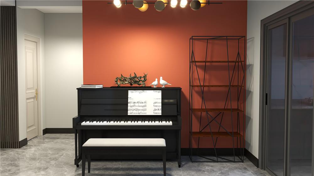 龙庭山水138-钢琴
